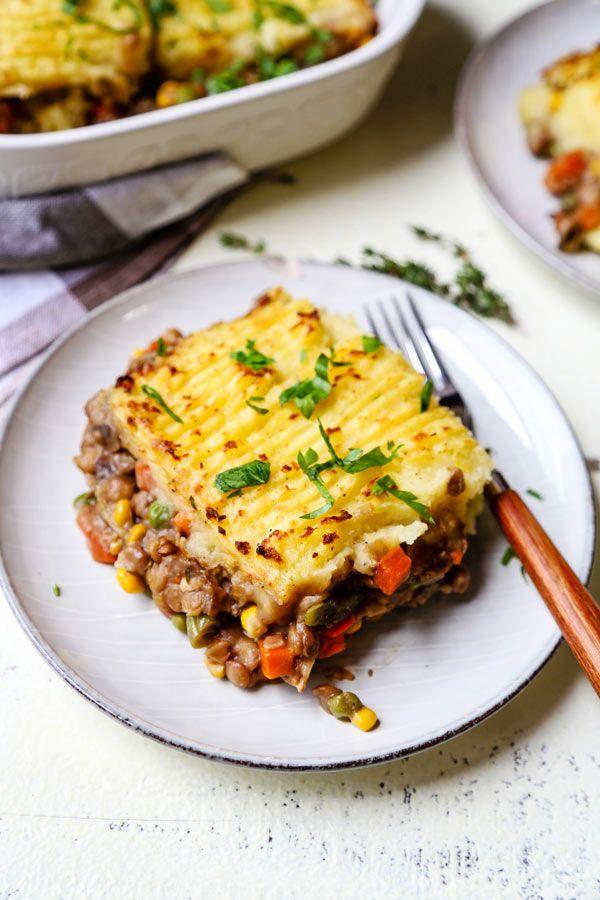 Vegan Shepherd S Pie Pickled Plum Food And Drinks Recipe Vegan Shepherds Pie Recipes Shepherds Pie