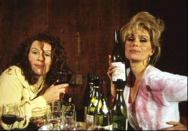 absolutely fabulous - I LOVE this episode at the vineyard