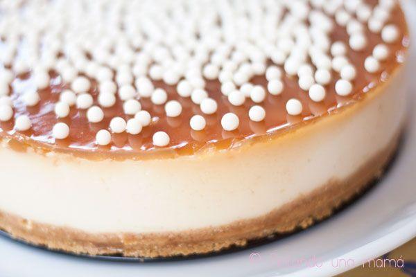 Tarta de Galletas y Caramelos Werther´s Original