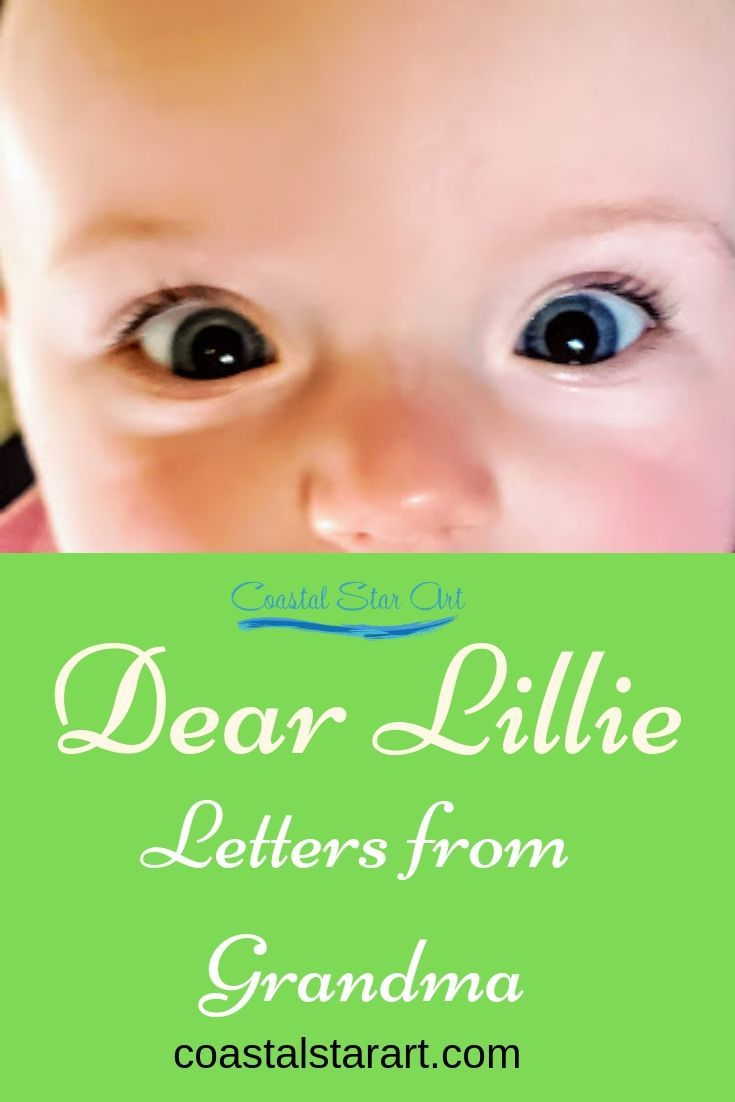First in a series of letters to my Granddaughter. family, grandma