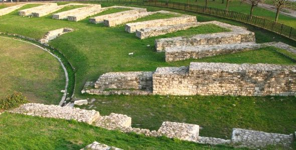 Roman City of Aquincum - Budapest history