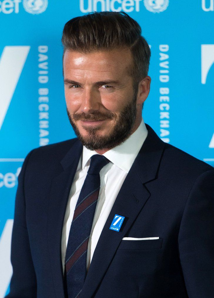 "Pin for Later: David Beckham Is Both Hilarious and Hot in His New Underwear ""Ad"""