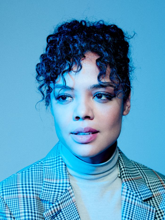 """Tessa Thompson promoted """"Sorry to Bother You"""" while at Variety'sSundance studio."""