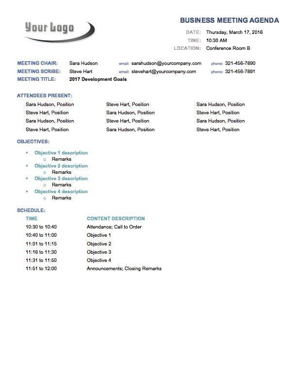 Free Microsoft Office Templates Office Templates Schedule