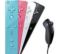 Remote+and+Nunchuk+Controller+for+Wii/Wii+U+–+USD+$+14.99
