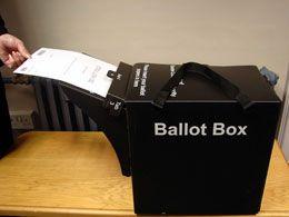 Redbridge REGISTER TO VOTE UK