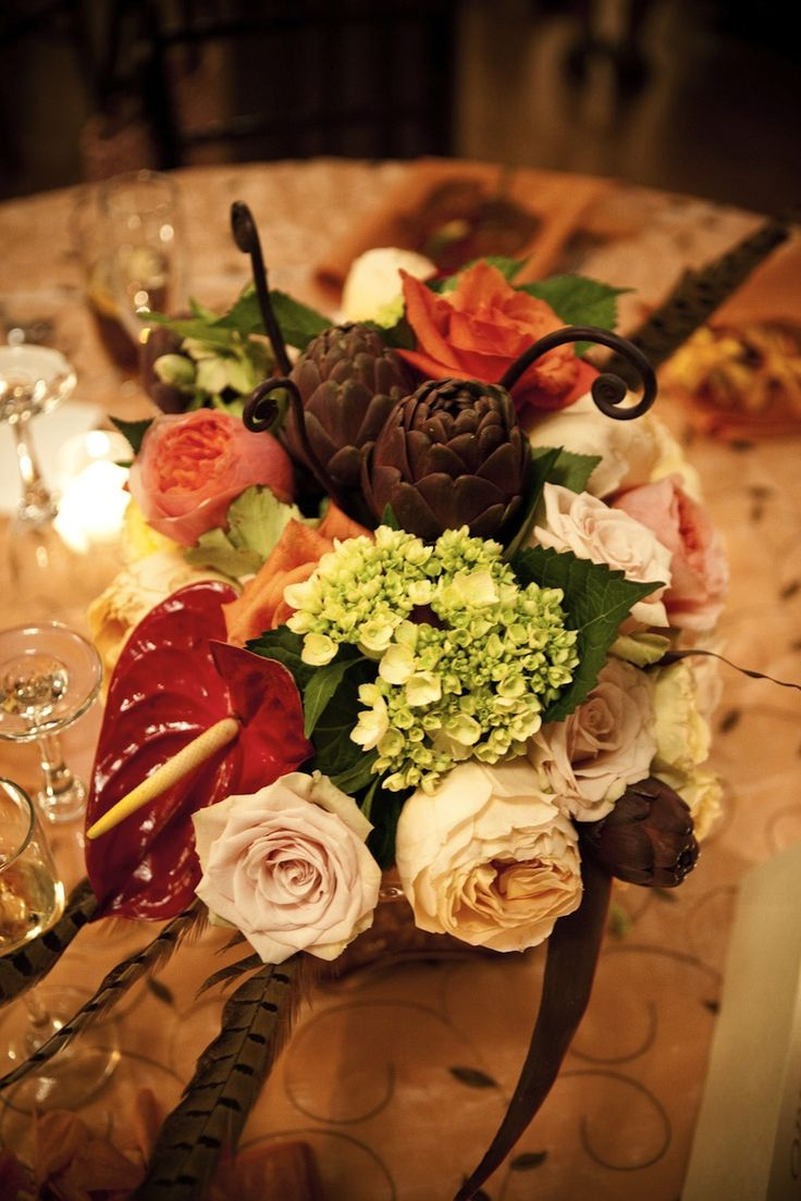Fall Wedding Centerpieces Best Flowers For Weddings