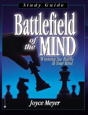 "[""Discover how to become free from being ruled by depression, anger, worry, doubt, confusion, condemnation, or fear! Joyce Meyer offers this companion study guide to her best selling book, Battlefield of the Mind: Winning the Battle in Your Mind<\/i>, that will help build your knowledge of the Word while teaching you vital principles from the book. Each of the thought-provoking questions will help you search for truths from God's Word that you can apply to your life to bring the freedom…"