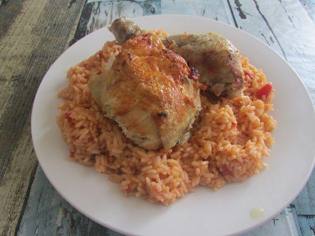 Greckie Smaki Tradycyjny Pilaw Z Kurczakiem Culinary Recipes Recipes Food