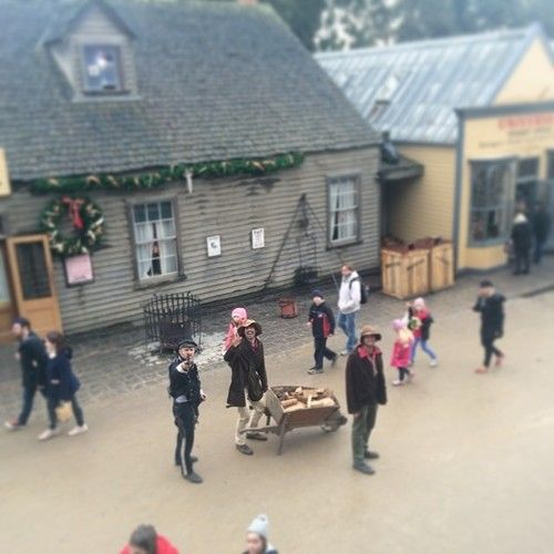 The Weather Is Not Going To Stop Us From Having A Merry Christmas In July Lots Of Warm Fires Indoor Activities Theatre Demonstrations Plus Hot Chocolate