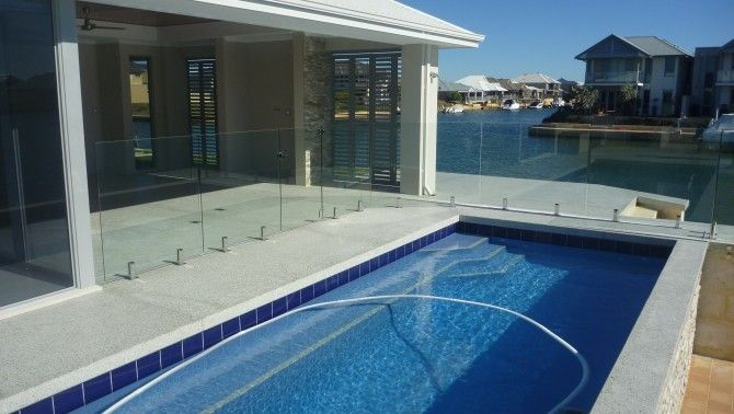 At premium colour gates we supply all types of fencing for Glass pool gate