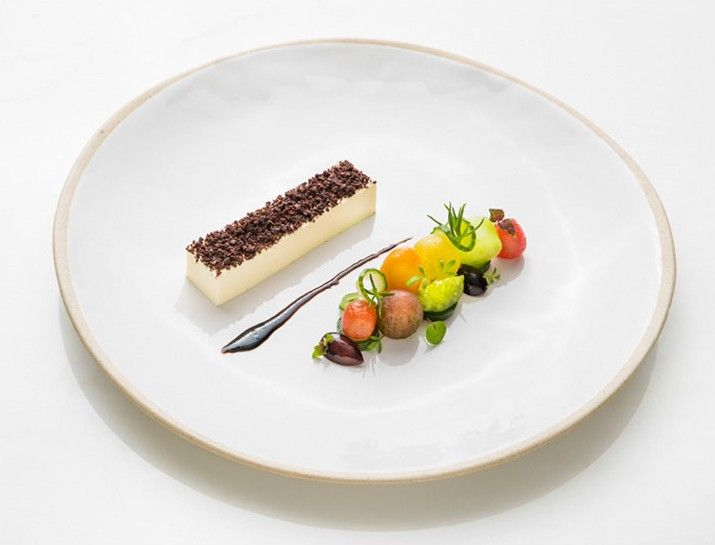 24 best canapes and fine dining images on pinterest bay for Fine dining food