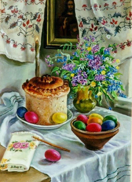 98-69-49-1993.jpg - Painting ©2013 по Надежда Полуян-Внукова -  Картина