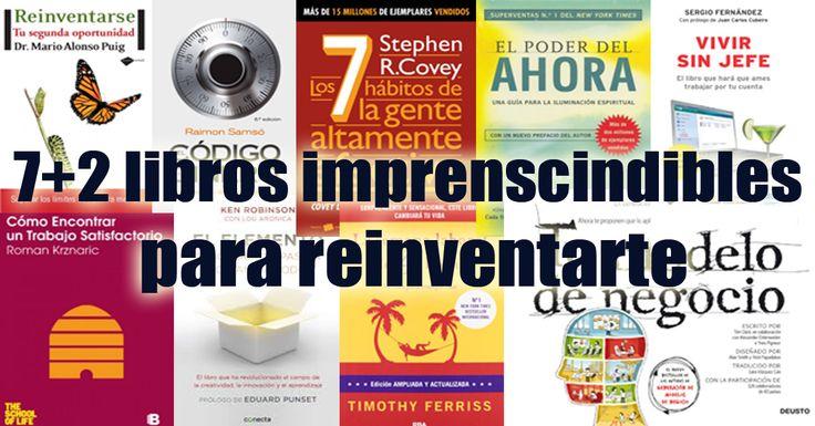 7 2 libros imprescindibles para reinventar tu carrera profesional