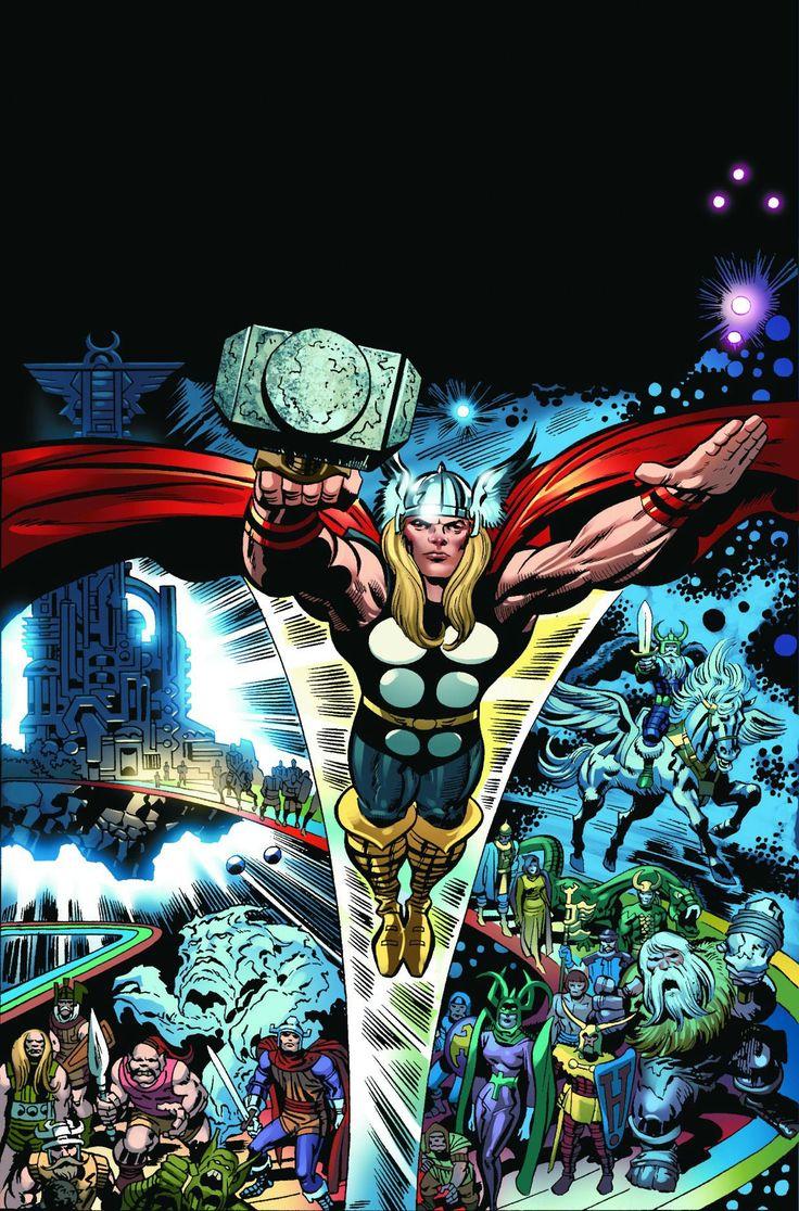 Thor - Jack Kirby