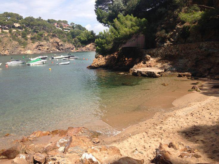 Sa Riera, Begur, #CostaBrava, #Catalonia, #Spain | #wikoftheday Want to visit Catalonia? http://bit.ly/1vVklFs