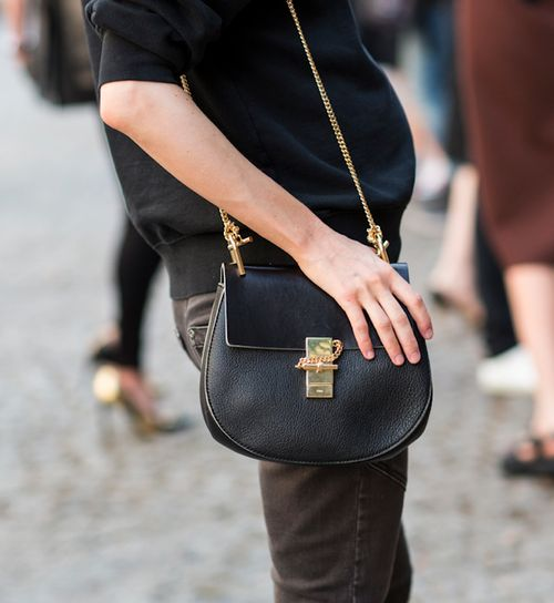 Chloe Drew Bag | Streetstyle I ? | Pinterest | Bags, Chloe and Brown
