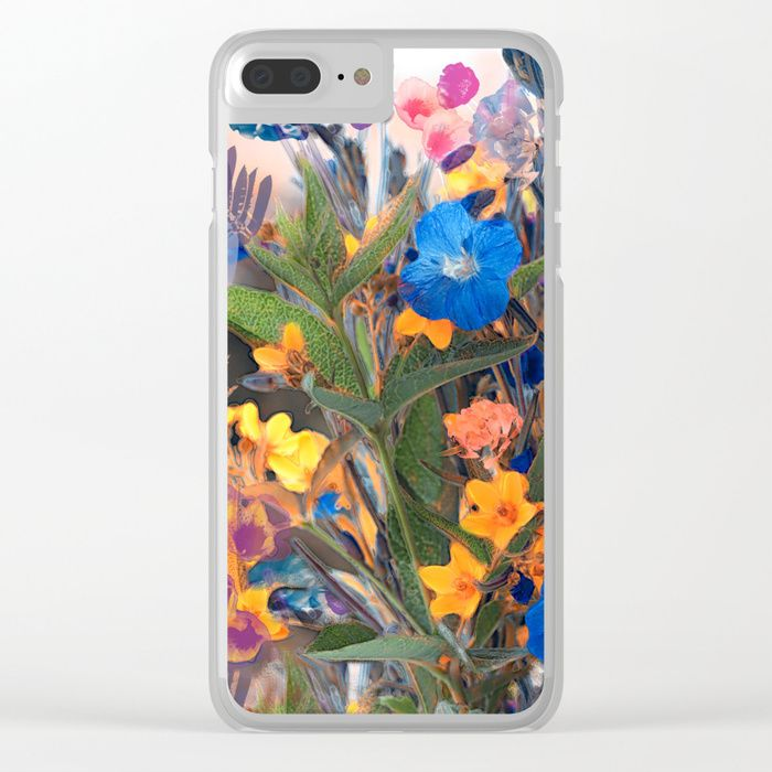 Buy Floral abstract (75) Clear iPhone Case by maryberg. Worldwide shipping available at Society6.com. Just one of millions of high quality products available.
