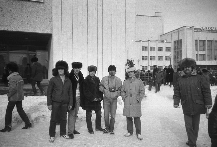 How people lived in Pripyat before the disaster?