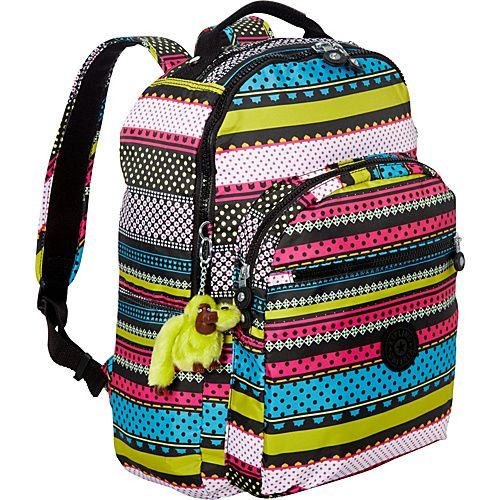 It's a Kipling bag. I want it.