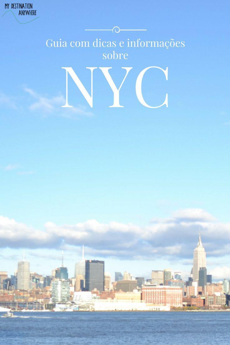 Guia de Nova York: Dicas e Informações Gerais: