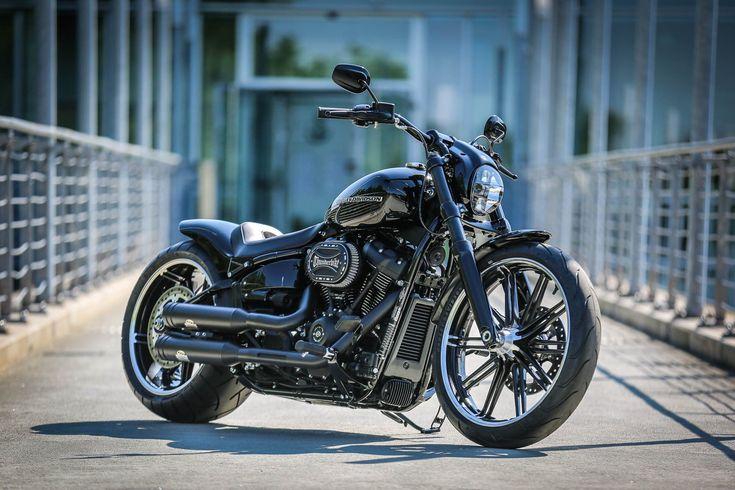 Особенности мотоциклов Harley-Davidson