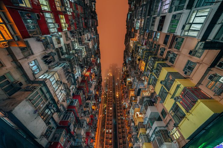 Hong Kong's High Rises Are Best Seen From the Ground | WIRED