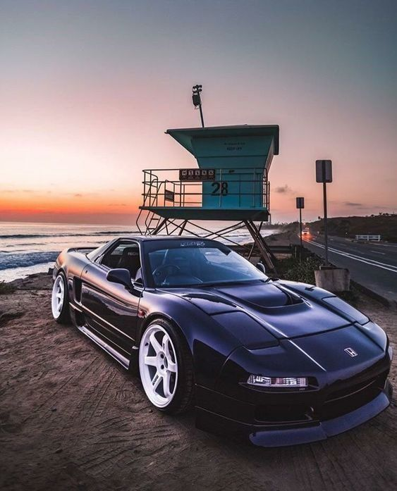 Aesthetic car - intriguing picture (With images)   Nsx ...