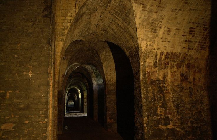 Exeter Catacombs