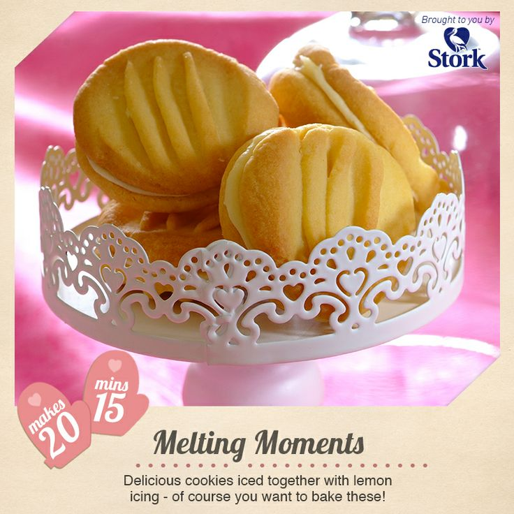 Melting moments #recipe
