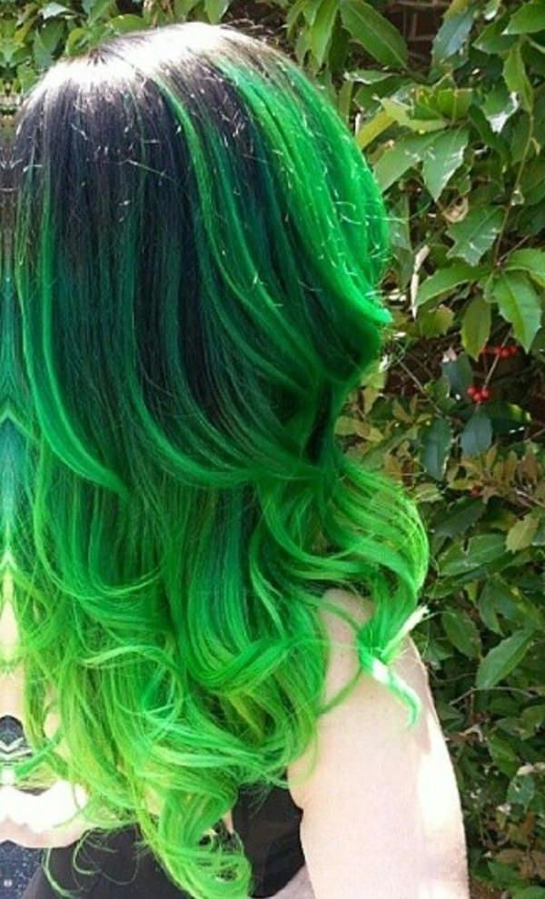 50 Green Hair Dye Ideas That You Will Love – ☆ Hair, Makeup, & Nails ☆
