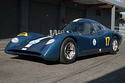1970 Huayra Pronello Ford