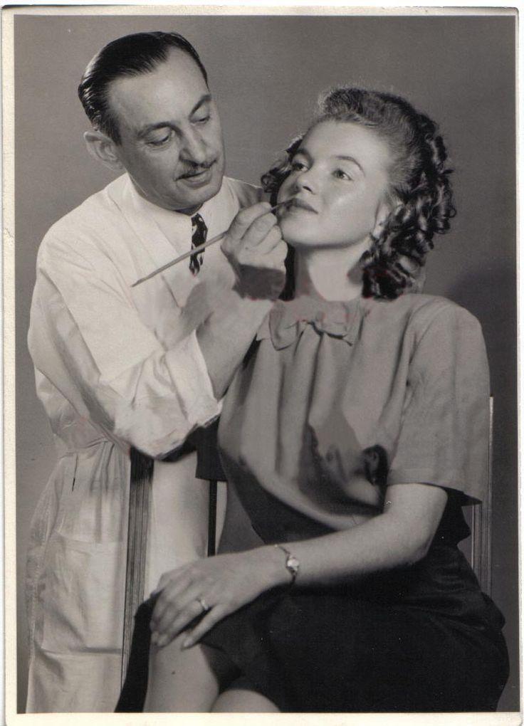 1944 Portraits de Norma Jeane - Divine Marilyn Monroe