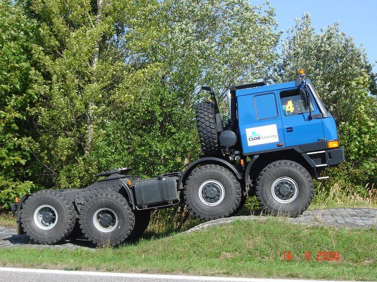 Tatra T815-290N9T Terr№1 8x8.1 Terex