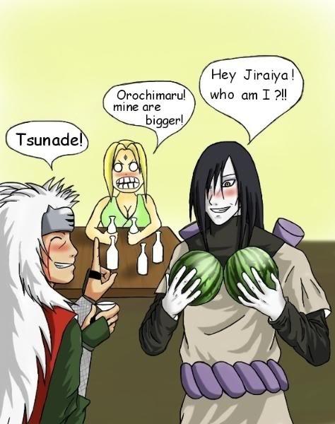 Naruto » Humor » Comic |