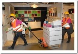 Dans les coulisses de IKEA Caen avant son ouverture