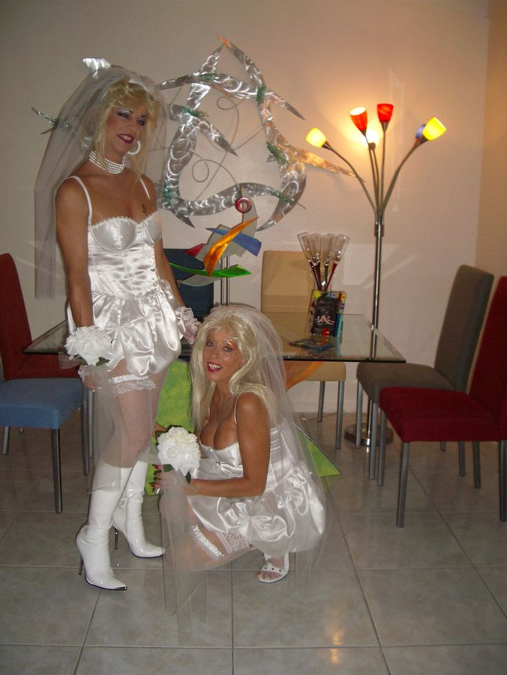 114 Best Crossdressing Brides Images On Pinterest