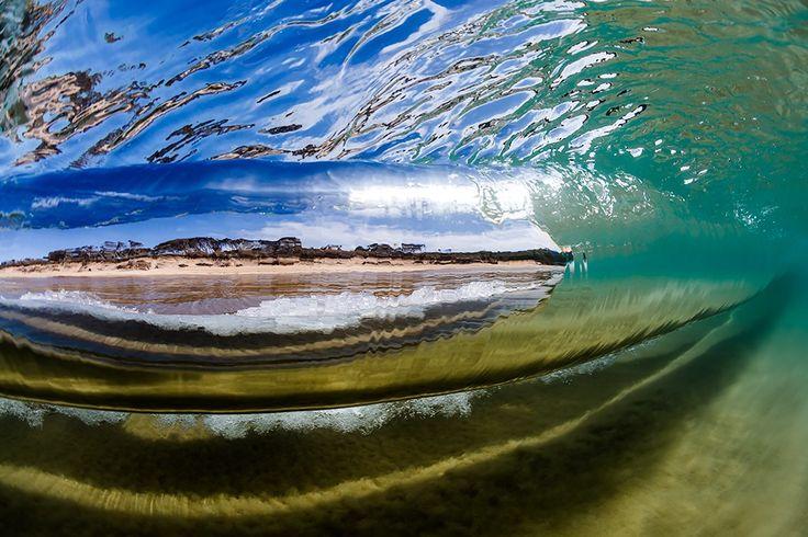 Il passe 6 ans à photographier l'océan, les photos sont magnifiques