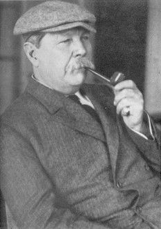 Sir Arthur Conan Doyle (22 May 1859 – 7 July 1930) was a Scottish physician and writer, most noted for his stories about the detective Sherlock Holmes, generally considered a milestone in the field of crime fiction. He was a prolific writer whose other works include science fiction stories, plays, romances, poetry, non-fiction and historical novels.