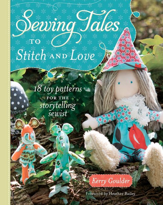 The magic of needle and thread promises to yield whimsical stories.