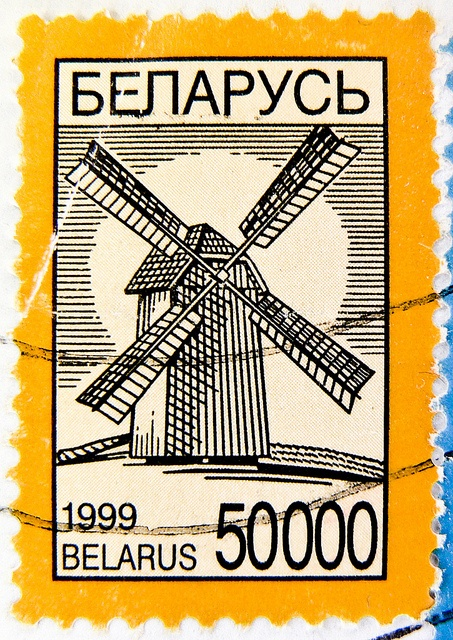 Belarus, 1999.  Belarus, officially the Republic of Belarus, is a landlocked country in Eastern Europe bordered by Russia to the northeast, Ukraine to the south, Poland to the west, and Lithuania and Latvia to the northwest.