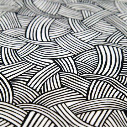 Digiprintti: Solmu jersey, valkoinen / Digital print: Knot on white base www.kapynen.fi
