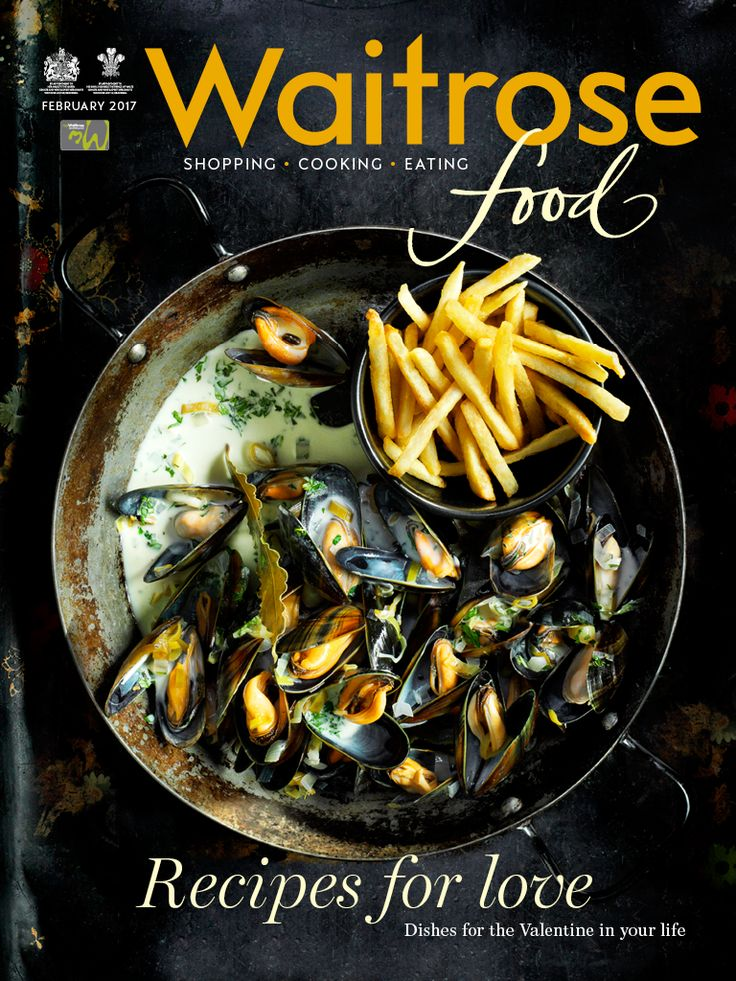 Waitrose Food February 2017: One-pot cod with peppers, tomatoes and potatoes