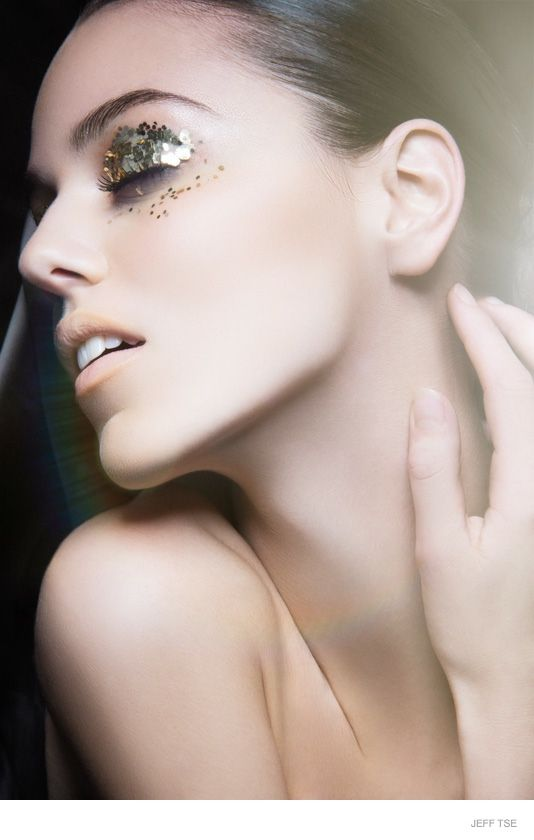 Ruthie Shines in Jeff Tse Beauty Feature