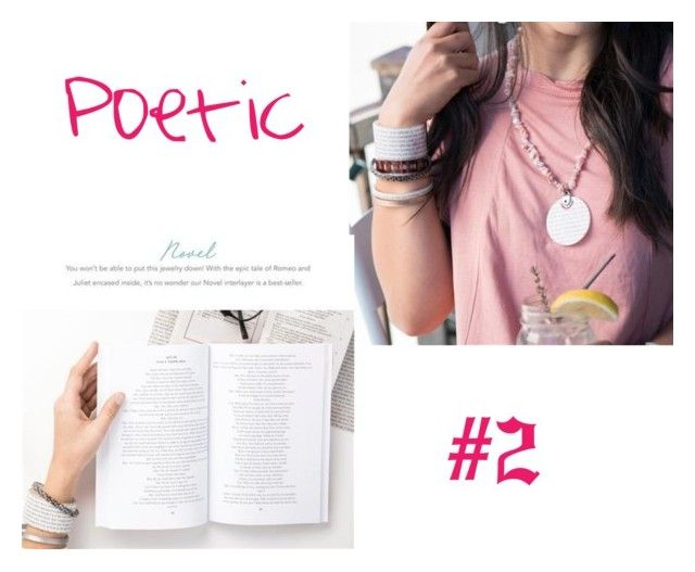 Poetic Necklace by kelseybassett on Polyvore