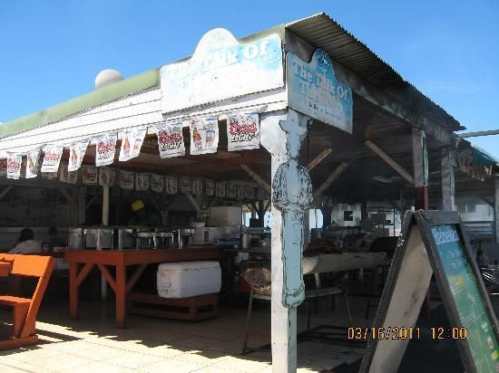 Talk of the Town (Lolo) Open daily from 11:00am to 11:00pm  This famous Grill restaurant, locals call it a Lolo, with magnificent terrace views and open buffets and grill stations is located at the far end of Grand Case directly on Boulevard de Grand Case, not far from Grand Case Beach Club. It is reputed to serve just about the Best Rib Platters you can find anywhere.