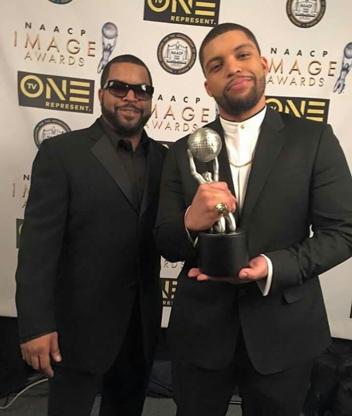 O'Shea Jackson, Sr. & O'Shea Jackson, Jr. Best supporting actor for NWA