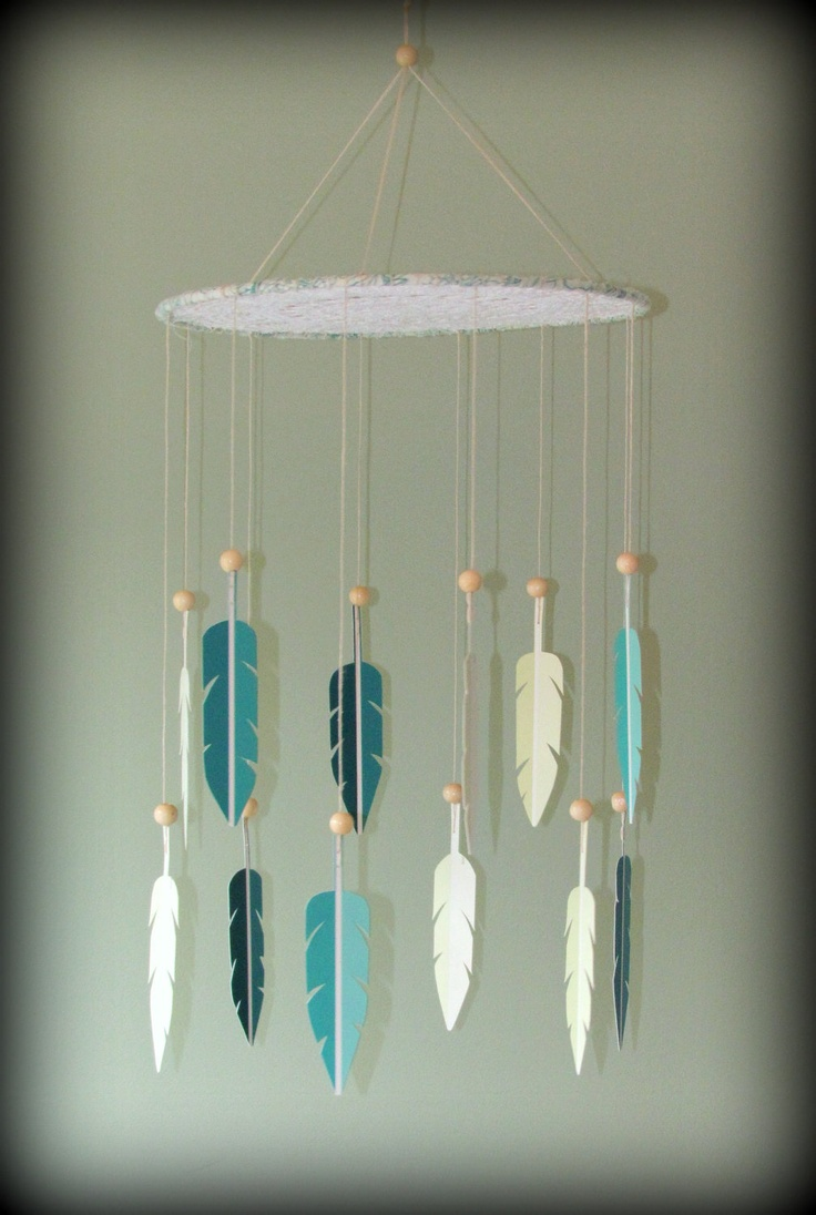 186 Best Images About Wind Chimes And Mobiles On Pinterest