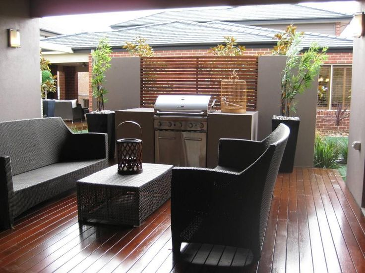 BBQ Area - Outdoor Living - BBQ Stands - Outdoor Flair - Australia | hipages.com.au