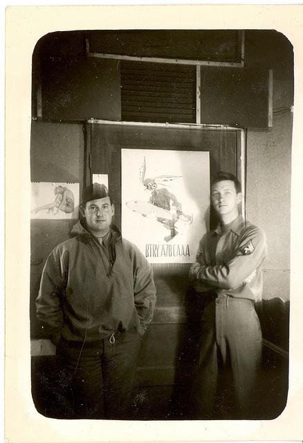 US SOLDIERS ON ATTU ISLAND WW2 by through their eyes, via Flickr